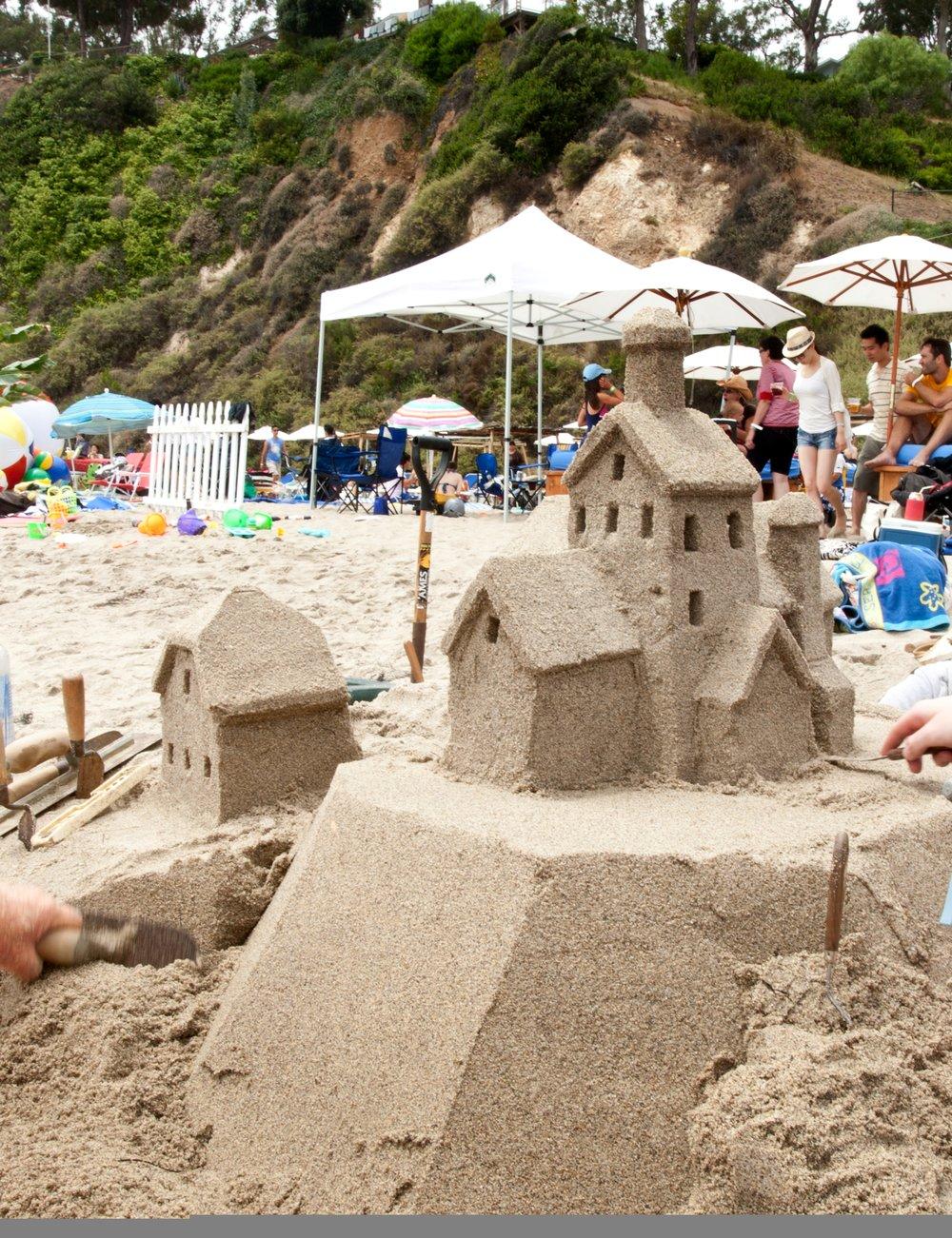 Google Beach Party