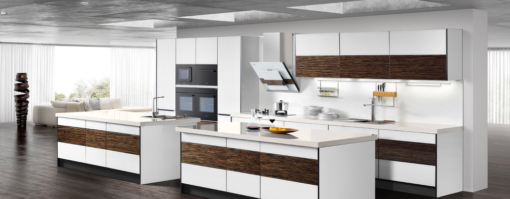 Factory sourced Multifamily Kitchen Cabinets