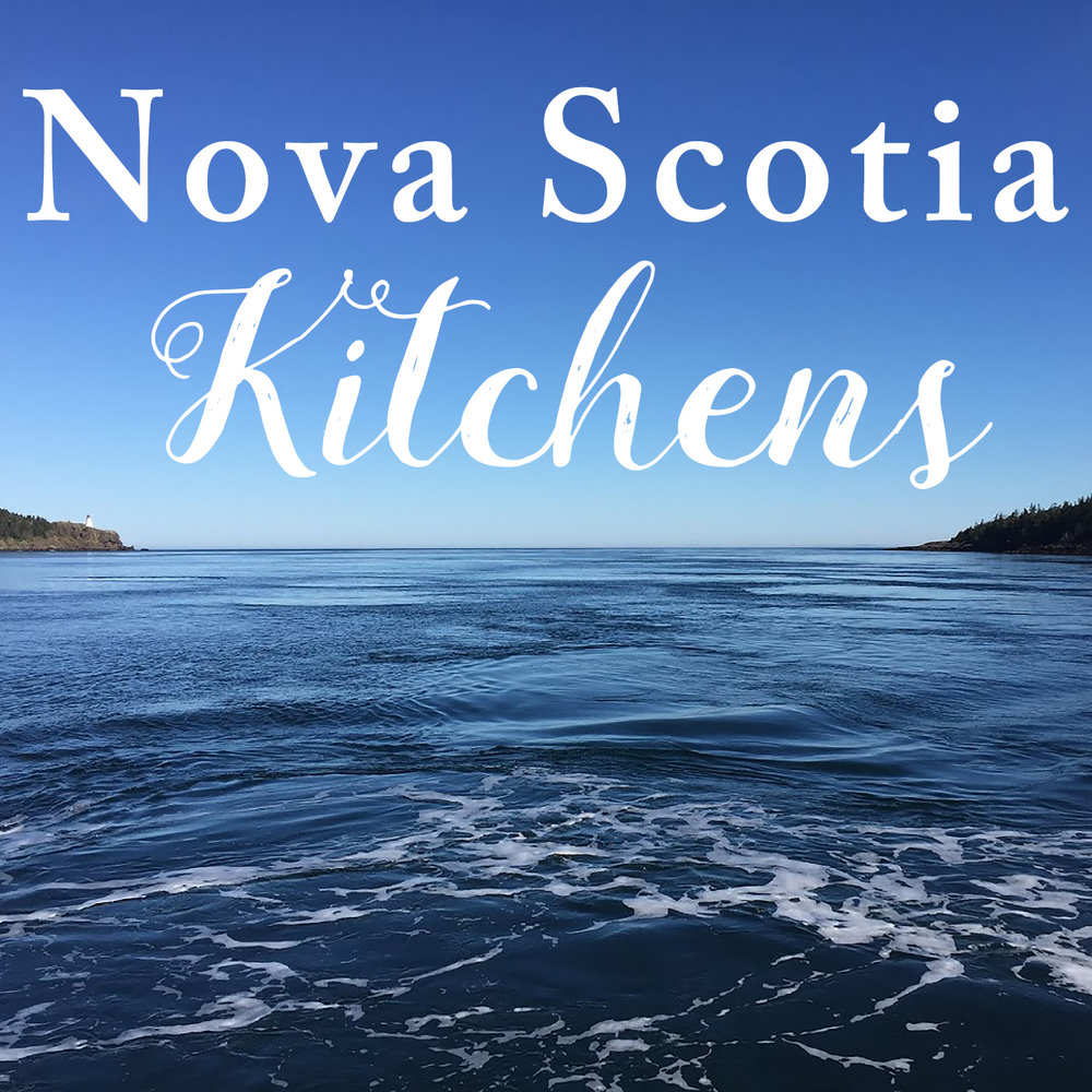 Nova Scotia Kitchens podcast logo
