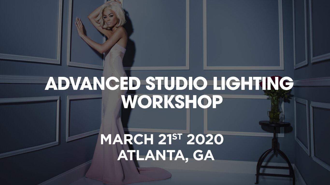 Advanced Studio Lighting Workshop Allen Cooley Photography