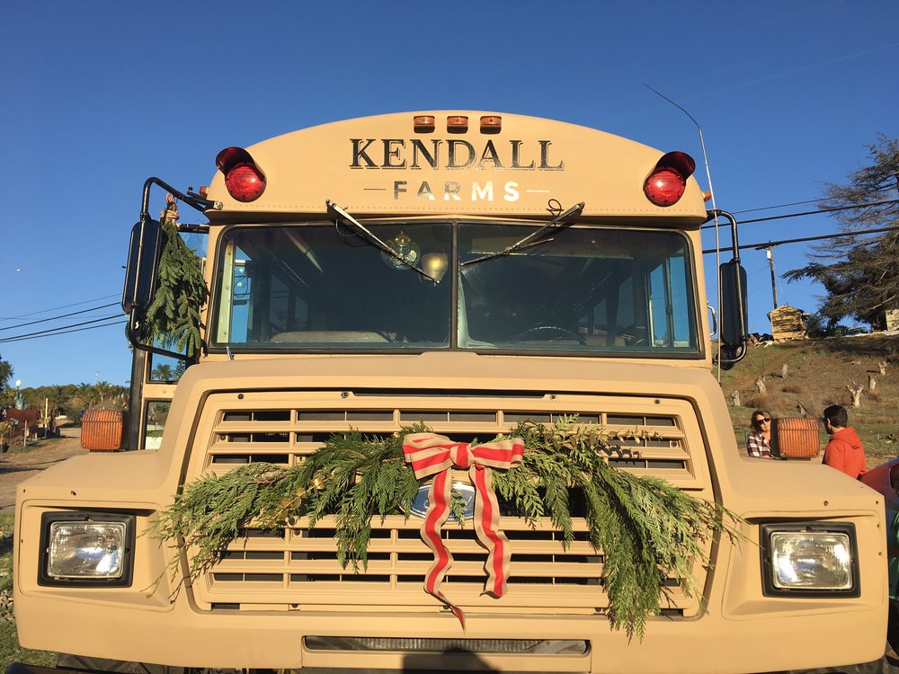 Danielle Kendall Farms Holiday Pop Up Shop
