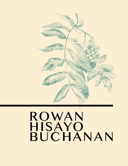 Rowan Hisayo Buchanan