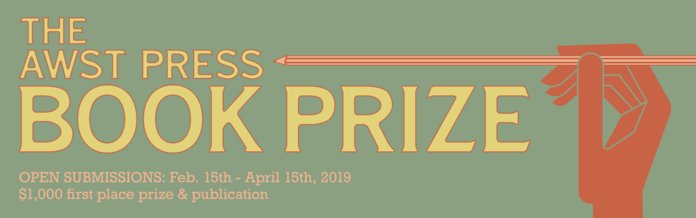 Awst Press Book Prize 2019