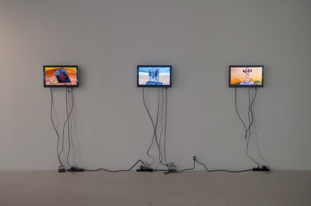 Neon Land , Brianna Lowe, 2014