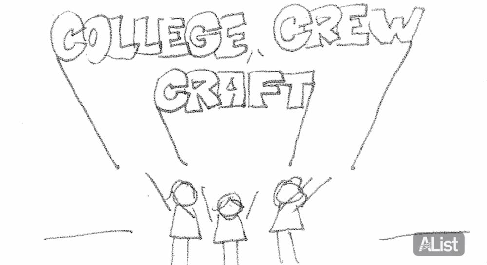 College Craft Crew
