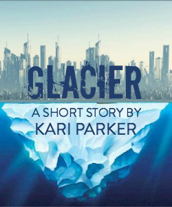 "Genre: Short Story<br>Status: completed February 2015<br>Words: 10,000<br><a href=""https://www.wattpad.com/99627102-glacier"">Read it here!</a>"