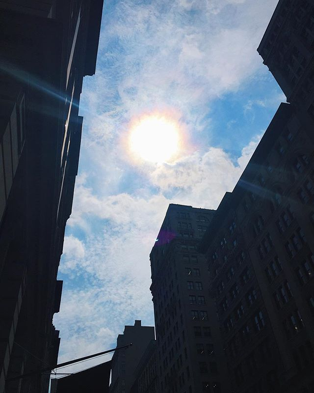 today's eclipse #solareclipse2017