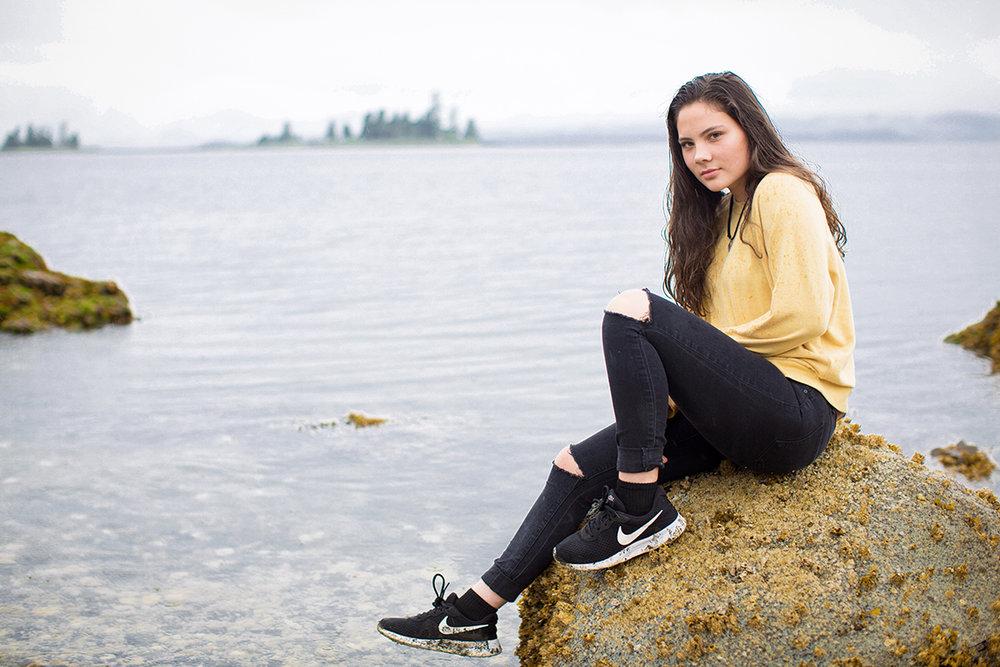 The Beach, Kake Alaska