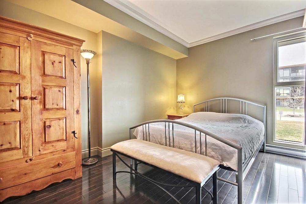 CONDO beauport Québec 103-1300 BOULEVARD DES CHUTES chambre invité