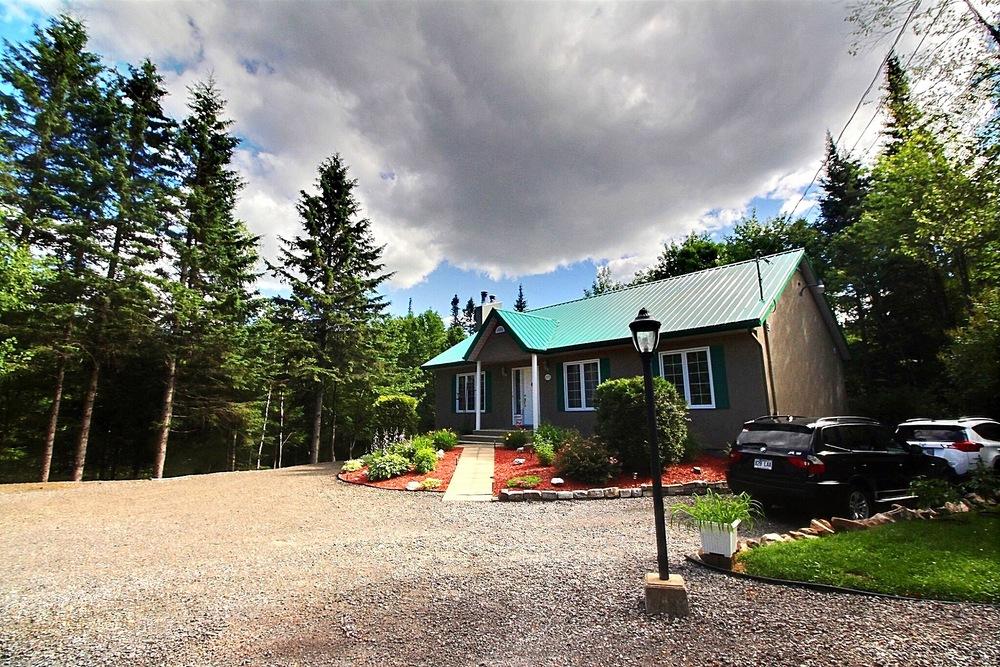 Maison bord de leau a vendre Lac-Beauport ville de Québec David Fafard Courtier immobilier