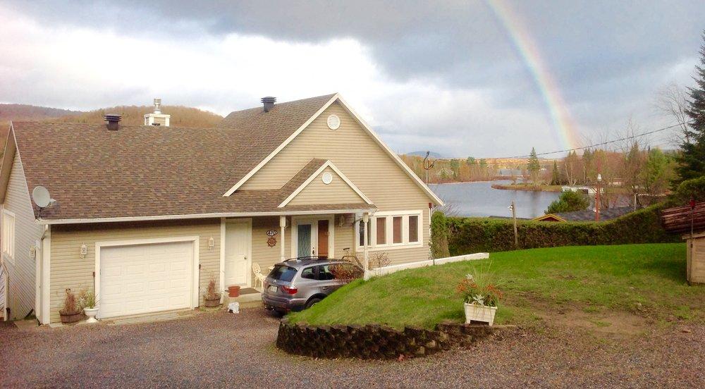 Lac Sept-îles Le 470 Av. Jean-Joseph Ouest Maison de Villégiature Lac Sept-Îles