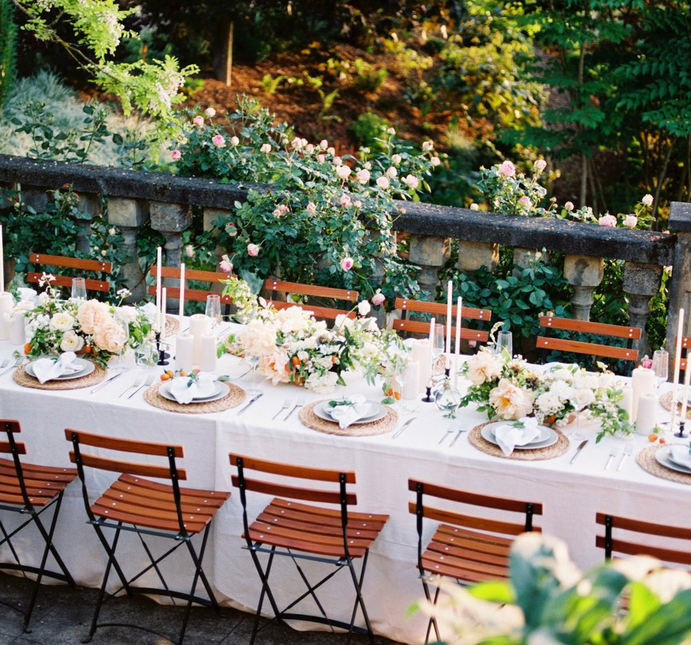 floral design for weddings & events - portland, or
