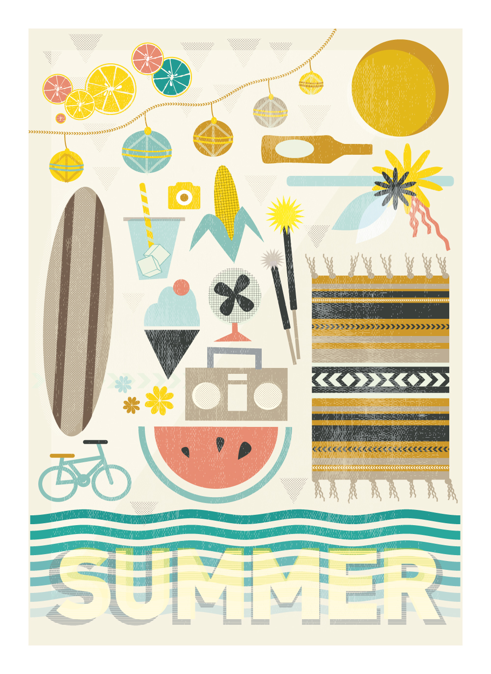 summer by oh so suite at minted