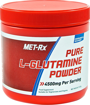 "Empyrea Recommends Met-Rx""L-Glutamine"""