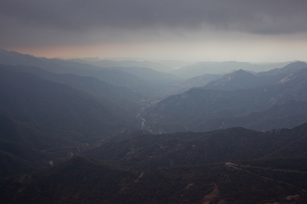 From Moro Rock