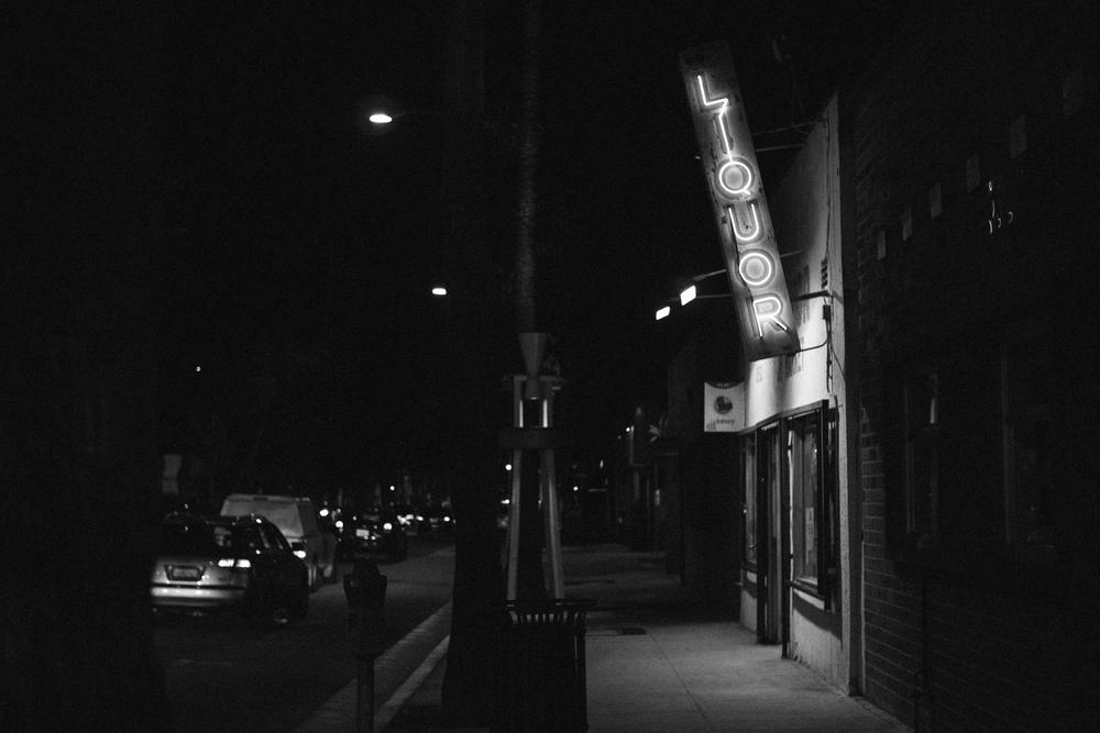 Liquor Store -Washington Blvd.