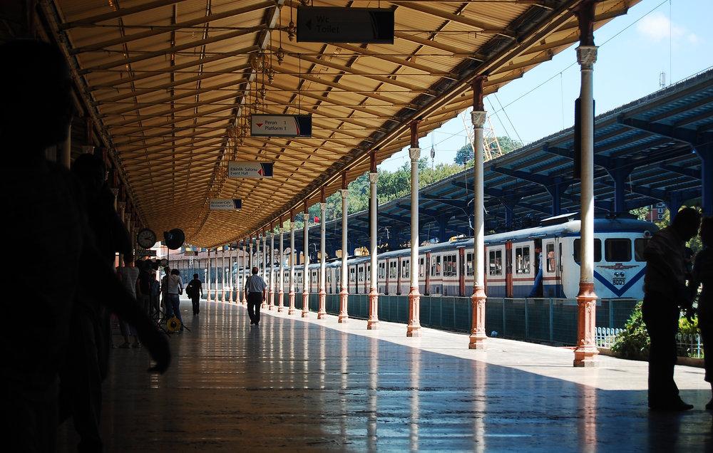 Sirkeci Station, Istanbul - 2007