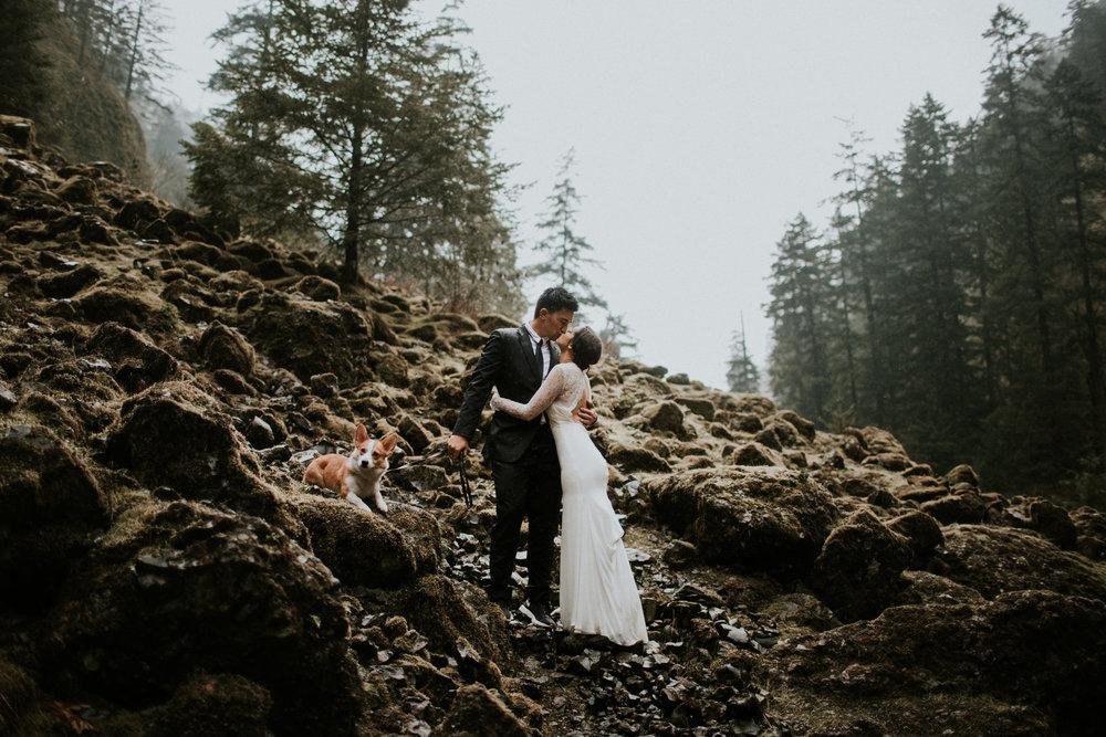 Evelyn + Woody  Portland, Oregon