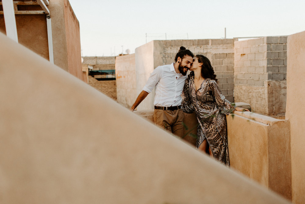 Darija and Nemanja  Marrakech Rooftop Session