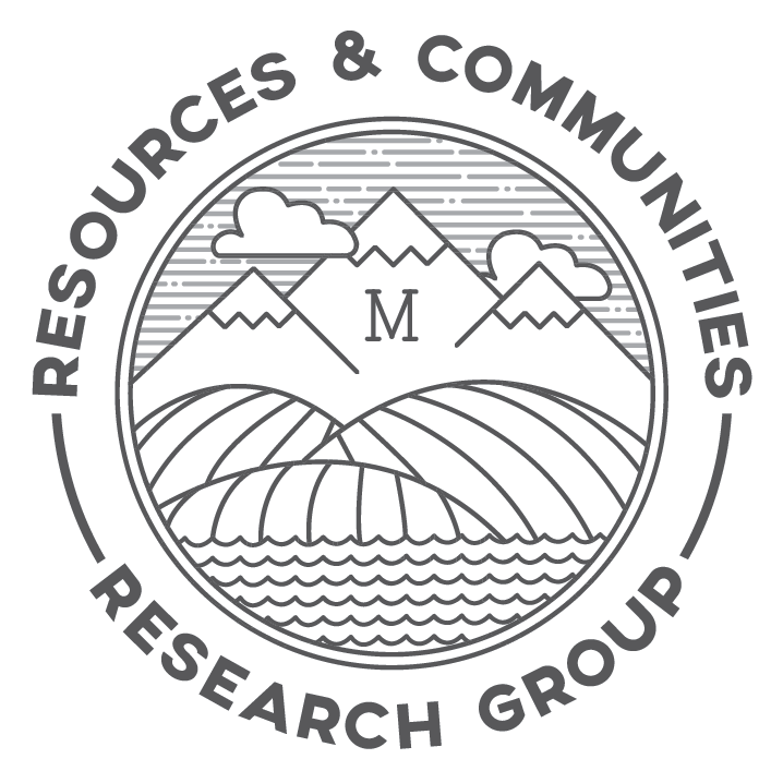 Resources & Communities Research Group