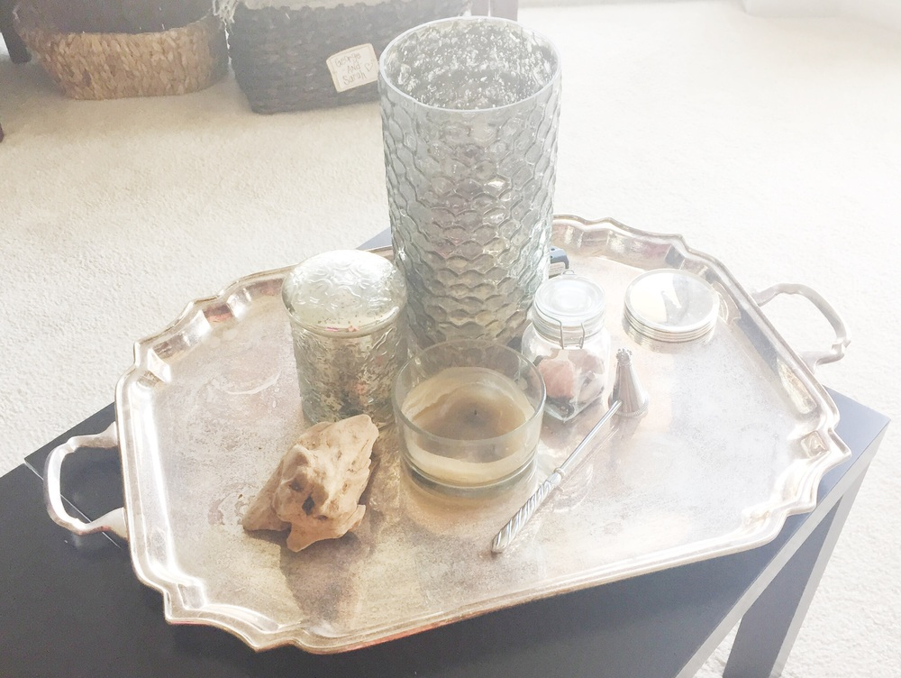 Trinkets + Candles