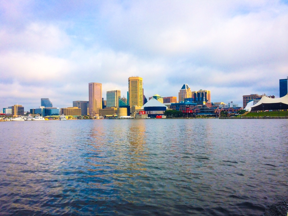 Baltimore Harbor, taken by Sarah