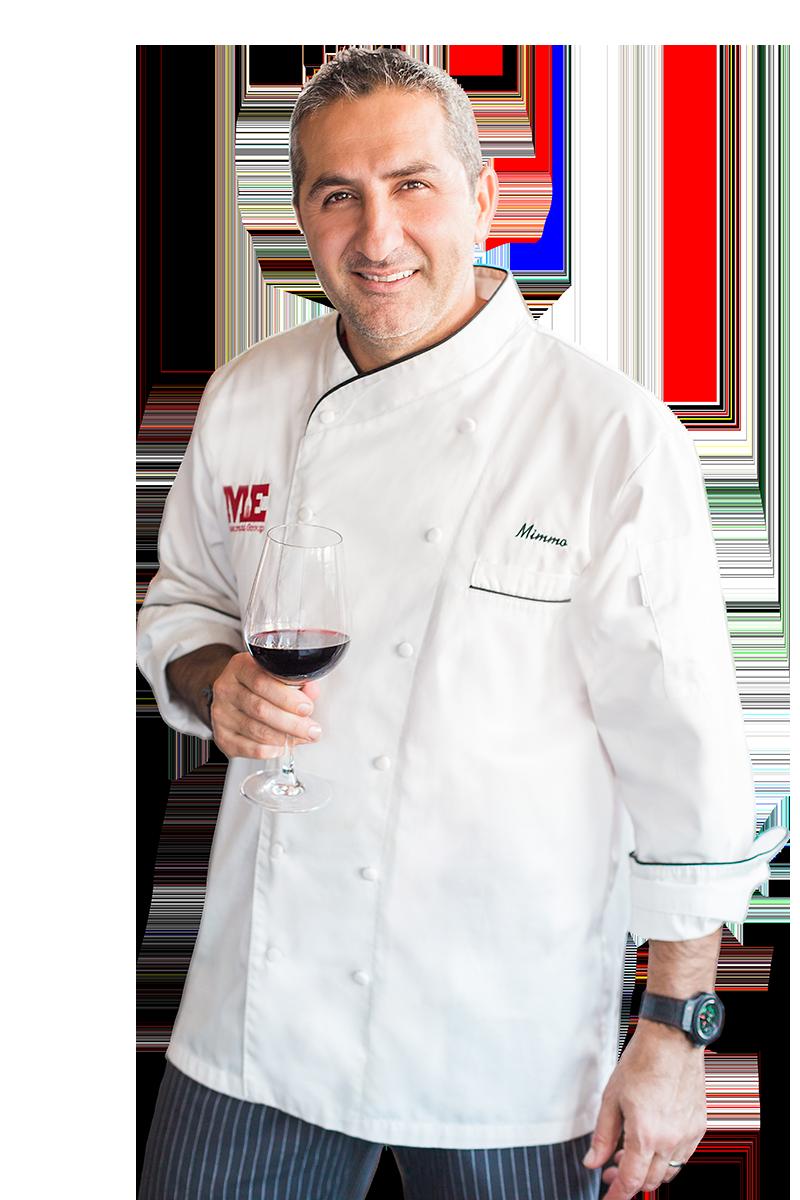 Mimmo Alboumeh- Owner / Chef