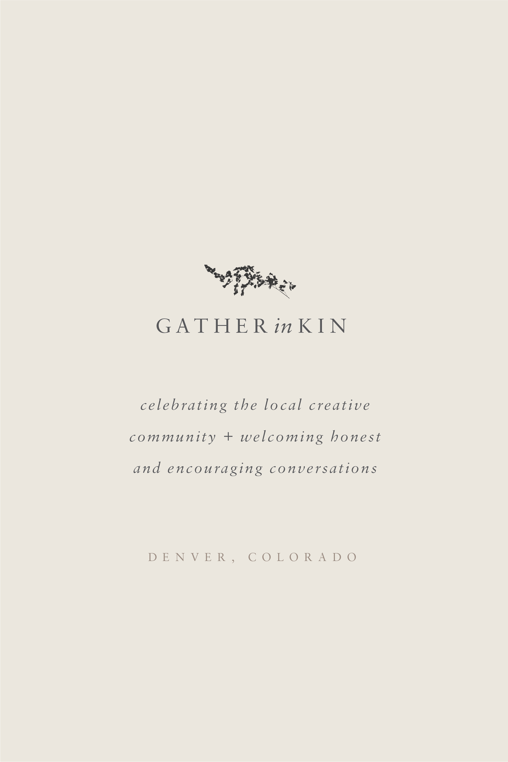 Gather in Kin | Fall Dinner