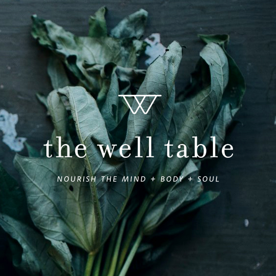 The Well Table | Branding