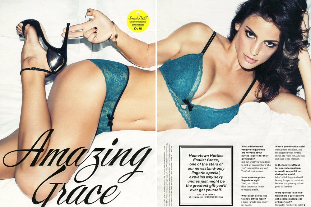 Maxim Magazine