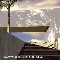 hammocks by the sea