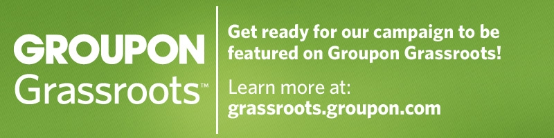 Little Berlin and Groupon Grassroots (   http://grassroots.groupon.com   ), the philanthropic arm of Groupon, announce the launch of a local campaign to  provide park benches and creative seating solutions for the community in our community art and garden space.              The  Little Berlin Fairgrounds  campaign will be available on the Philadelphia Groupon Grassroots page beginning on  20, August and running through 26, August 2012 . Utilizing Groupon Grassroots' collective action model, Groupon subscribers can pledge support for the Little Berlin Fairgrounds initiative in increments of $10 with each $200providing one park bench for community use in what was previously a vacant lot used for trash dumping and other illegal activities.     Stay tuned for more information!!!!!
