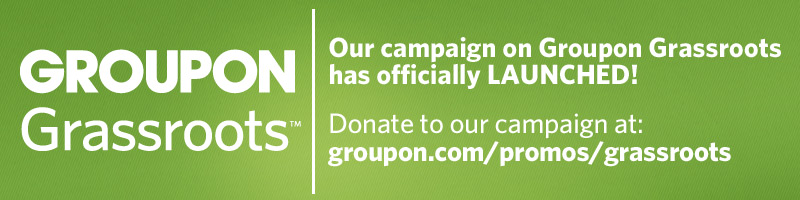 Hello Little Berlin Supporters! The big day has arrived—our Groupon Grassroots campaign launched today and we're currently funding a project on Groupon's site here:http://www.groupon.com/deals/grs-little-berlin ! If you have $10 or more to put towards a good cause it will make a huge difference!