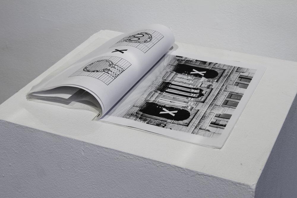 Artist Book, Ricky Yanas