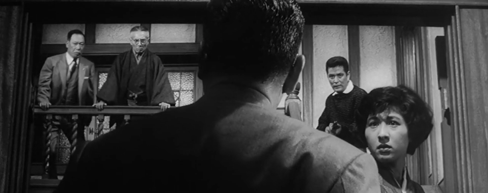 "Akira Kurosawa's ""The Bad Sleep Well"" (1960)"