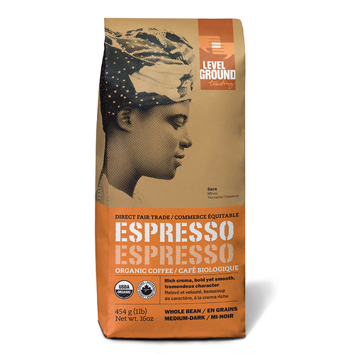 Organic Fair Trade Coffee.  link