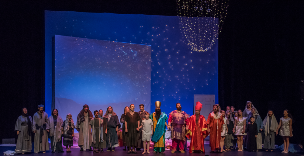 AMAHL AND THE NIGHT VISITORS  - OPERA ORLANDO (2017)