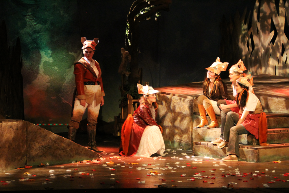 THE CUNNING LITTLE VIXEN  - OPERA STEAMBOAT (2018)