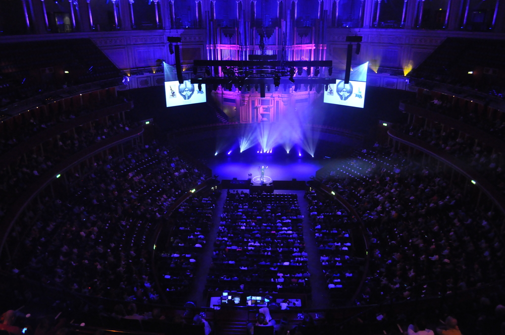 Imagining the Future of Medicine Royal Albert Hall