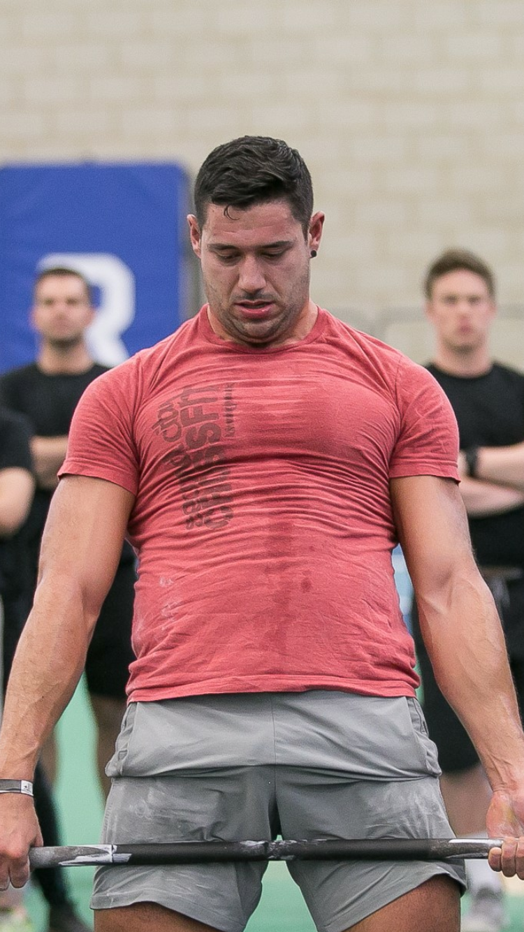 Bonus points are available for anyone who can better Amir's deadlift face from last weekend