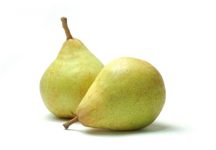 Who doesn't love a workout taken down as a pear...