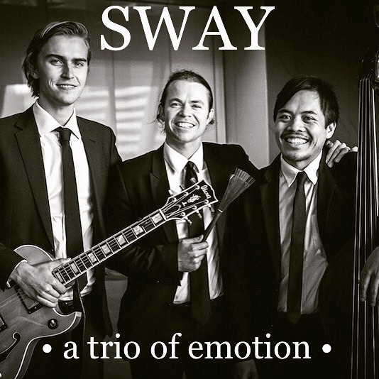 The best souvenir for your event, is great memories and music certainly makes the good times last longer.  #SWAY are proud to manage your music needs to help you make that all important connection with your honourable guests. You can sample SWAY's repertoire every Friday evening at their residency #BlondieBar in Southbank. • #sway #swayjazz #swayJazztrio #melbourne #melbournejazz #melbourneweddings #melbourneevents #melbourneweddingband #melbournecorporateevents #melbournecorporateentertainment #melbournejazzband #retrowedding #jazztrio #swayjazzensemble #melbournejazzband #blondiebar #threepiecesuit #weddingjazz #corporateevents #corporateentertainment #blues #jazz&blues #swingband #melbourneswing #melbourneswingband