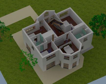 Entwurfsplanung EFH Architektur DeinBauprojekt