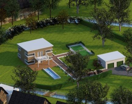 Architektur Einfamilienhaus DeinBauprojekt