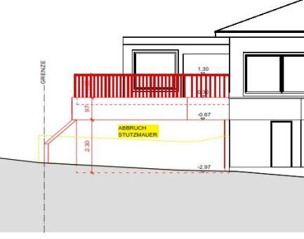 Baueingabe Baugesuch Umbau Deinbauprojekt