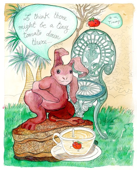 Ilustración: Amaya.