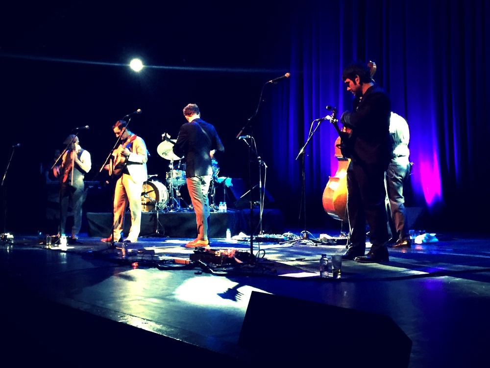 Punch Brothers @ Queen Elizabeth Hall