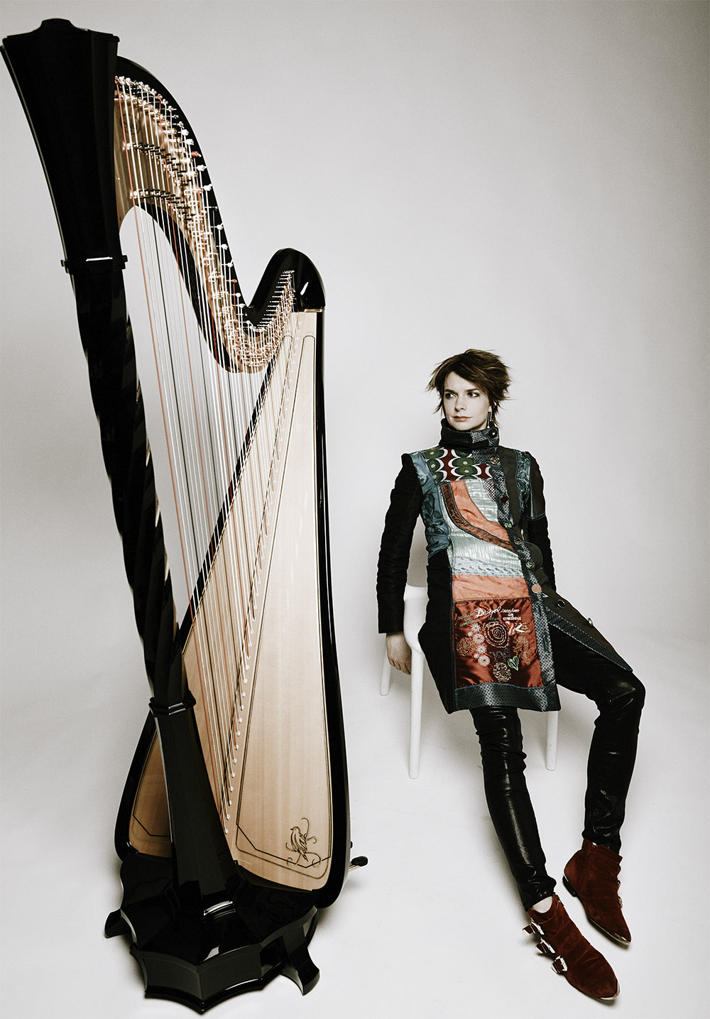 Welsh Harpist Catrin Finch
