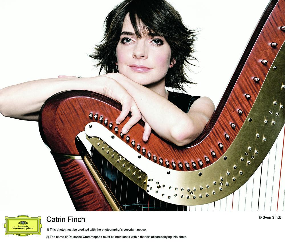 Catrin Finch Deutsche Grammaphon