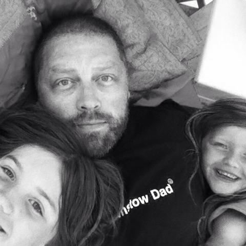 Jonathan Maker, Walthamstow Dad, creative maverick on fatherhood